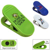 704577903-819 - Magnetic Bottle Opener/Bag Clip (Full Color Digital) - thumbnail