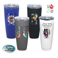 746086648-819 - 18 oz. Halcyon® Deco Tumbler, FCD with Varnish or Varnish Only - thumbnail