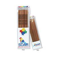 965923227-819 - Create-A-Pack Pencil Set of 6 - ZEN Pencils - thumbnail