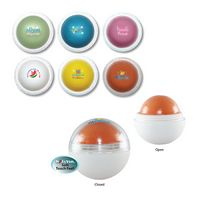 975773915-819 - Halcyon® Round Colored Lip Balm, Full Color Digital - thumbnail