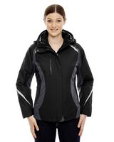 184579444-132 - NORTH END Ladies' Height 3-in-1 Jacket with Insulated Liner - thumbnail