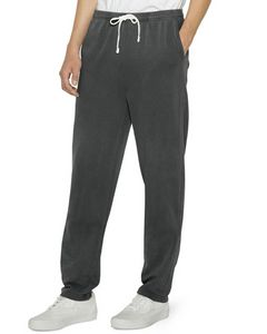 305810343-132 - American Apparel Unisex French Terry Open Bottom Pant - thumbnail
