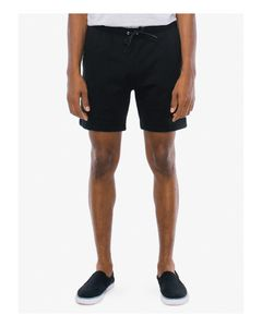 335810358-132 - American Apparel Unisex California Fleece Gym Short - thumbnail