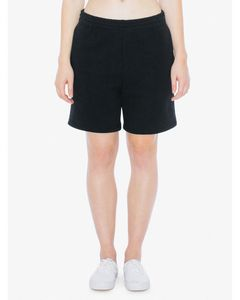 365810363-132 - American Apparel Unisex Mason Fleece Gym Short - thumbnail