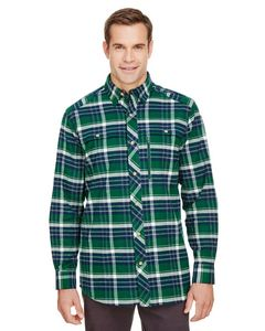 595919376-132 - BACKPACKER Men's Stretch Flannel Shirt - thumbnail