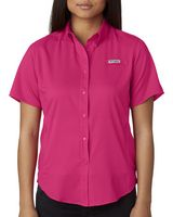 945368397-132 - Columbia Ladies' Tamiami? II Short-Sleeve Shirt - thumbnail