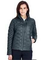 956448655-132 - UNDERARMOUR SUPER SALE Ladies' Corporate Reactor Jacket - thumbnail
