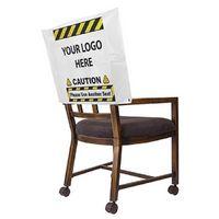 506350990-185 - 26W x 18H Digital Full-Color Plastic Cover - thumbnail