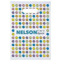 """965756610-185 - Digital Full-Color Die Cut Bag (9""""x13"""") - thumbnail"""
