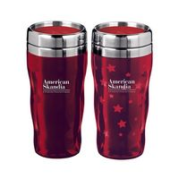 145363944-202 - Heat Wave Star - Double Wall Heat Changing Stars Tumbler 16 oz tumbler - thumbnail