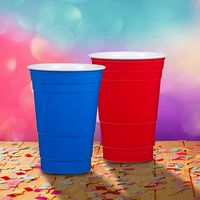 344241777-202 - Party Hard Cup 20 oz double wall acrylic - thumbnail