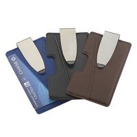 364316250-202 - iWallet Clipper faux leather cell phone wallet with clip - thumbnail