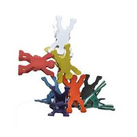 985452526-202 - Acrobat Clips Multi Color Set - thumbnail