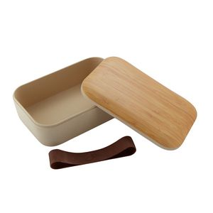 996179251-202 - Organic - Bamboo Lunch Box - thumbnail