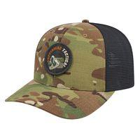 386431835-812 - Flexfit 110® MultiCam® Trucker Mesh Back Cap - thumbnail