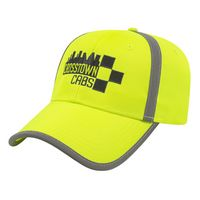 934546627-812 - High Visibility Cap w/Reflective Fabric - thumbnail