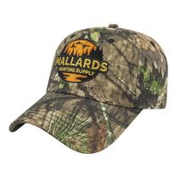 963132812-812 - Unstructured Six Panel Camo Cap - thumbnail