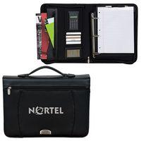 972931610-140 - Zippered Notepad Binder - thumbnail