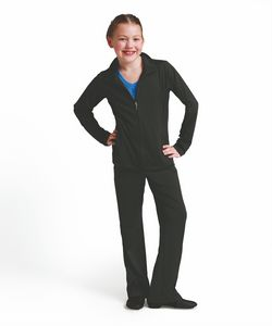 133333276-141 - Girls Fitness Jacket - thumbnail