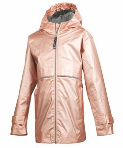 136079140-141 - Girls' New Englander® Rain Jacket - thumbnail