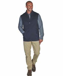 556449446-141 - Men's Ashby Mixed Media Vest - thumbnail
