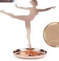 115412330-114 - Kikkerland® Ballerina Jewelry Stand - thumbnail