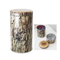 324595465-114 - Kikkerland® Wood Stacking Tin - thumbnail