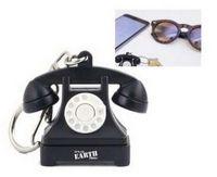 345412343-114 - Kikkerland® Telephone Keychain - thumbnail