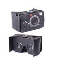 345609250-114 - Kikkerland® Virtual Reality Paper Glasses - thumbnail