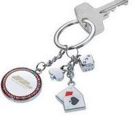 735413968-114 - Troika® Casino Keychain - thumbnail