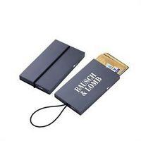 735609489-114 - Troika® Credit Card Case w/ Flexible Silicon Strap - thumbnail