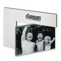 "942010602-114 - Futura 2 Sided Photo Frame (4""x6"" Photo) - thumbnail"