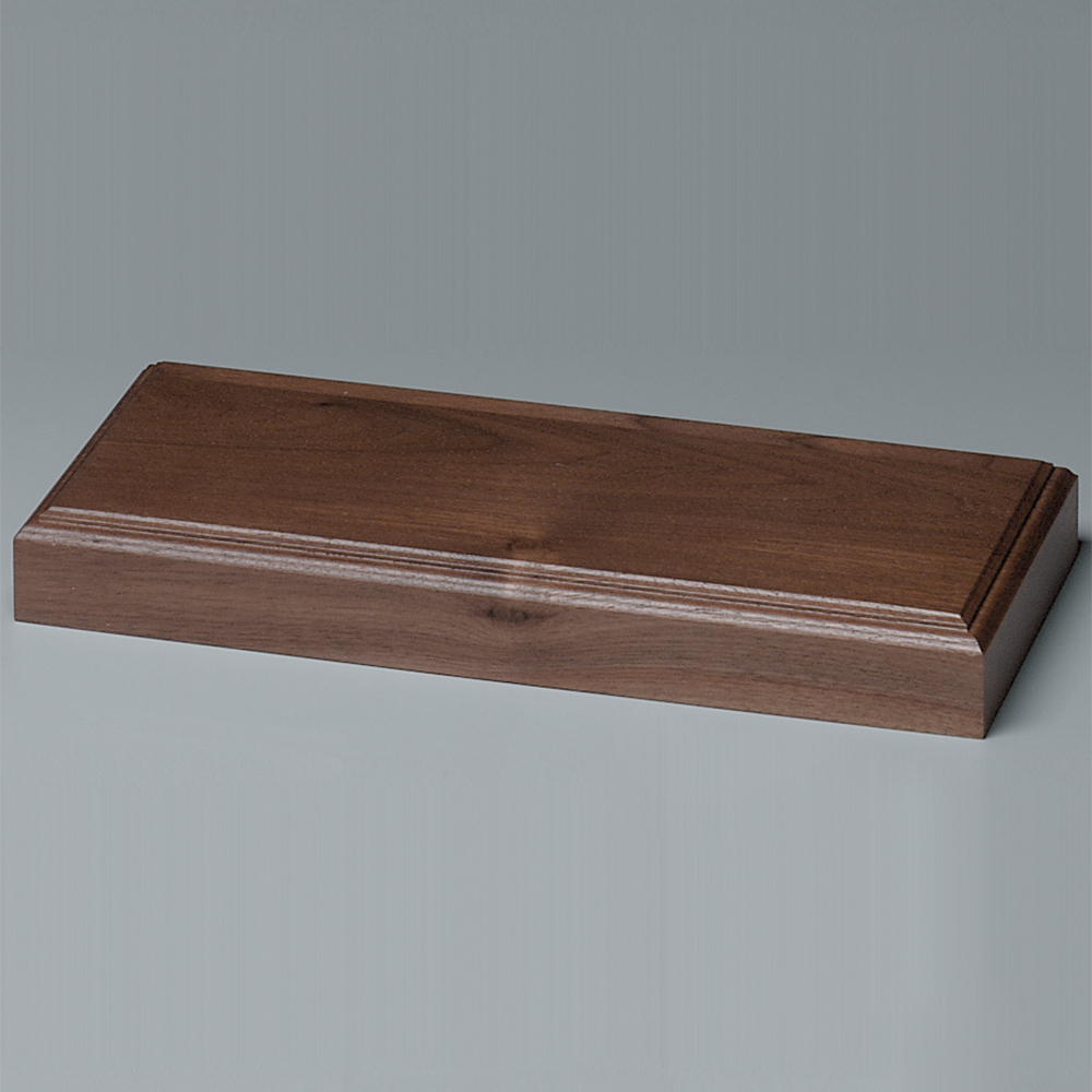 "194592586-133 - Walnut Base 10-3/8"" - thumbnail"