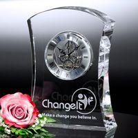 """314592425-133 - Executive Clock 8-3/4"""" - thumbnail"""