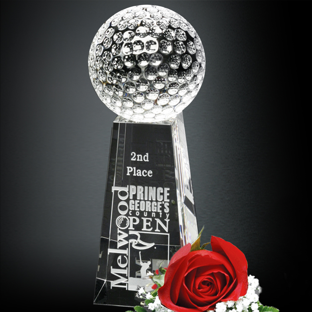 "372246338-133 - Tapered Golf Award 8"" - thumbnail"