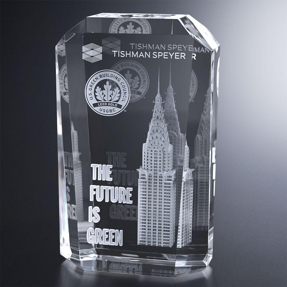 """385174030-133 - Bankston Award 10"""" - thumbnail"""