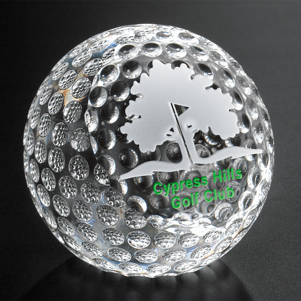 "532246356-133 - Clipped Golf Ball 3-1/8"" Dia. - thumbnail"