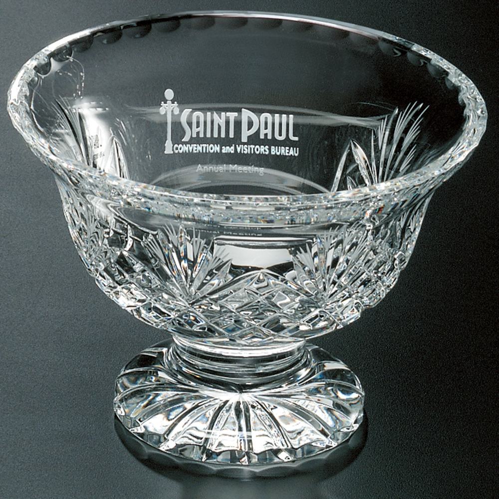 "571336120-133 - Durham Footed Trophy Bowl 7-1/2"" Dia. - thumbnail"