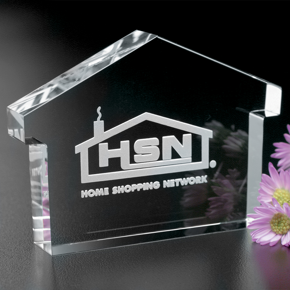 """761602260-133 - House Paperweight 4"""" W - thumbnail"""
