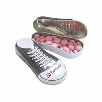 105554737-105 - Sneaker Tin w/ Chocolate Buttons - thumbnail