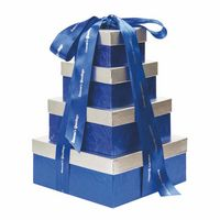 115555198-105 - 4 Tier Sweet & Savory Gift Tower - thumbnail
