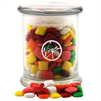 124523182-105 - Jar w/Mini Chicklets Gum - thumbnail