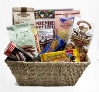 125554772-105 - Gourmet Gift Basket - thumbnail