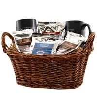 134945898-105 - 2 Mug Deluxe Gift Basket - thumbnail