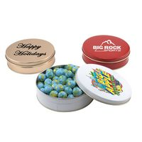144523226-105 - Gift Tin w/Chocolate Globes - thumbnail
