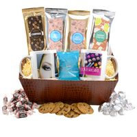 144977345-105 - Tray w/Mugs and Jelly Bellies - thumbnail
