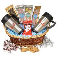 154517851-105 - Premium Mug Gift Basket-Caramel Popcorn - thumbnail