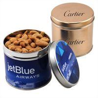 164522078-105 - Round Tin w/Cashews - thumbnail