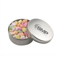 174520865-105 - Round Tin w/Conversation Hearts - thumbnail