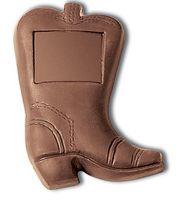 175554227-105 - Molded Chocolate Cowboy Boot (1 Oz.) - thumbnail